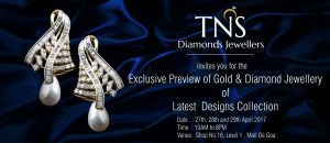 TNS Diamonds Jewellers Preview